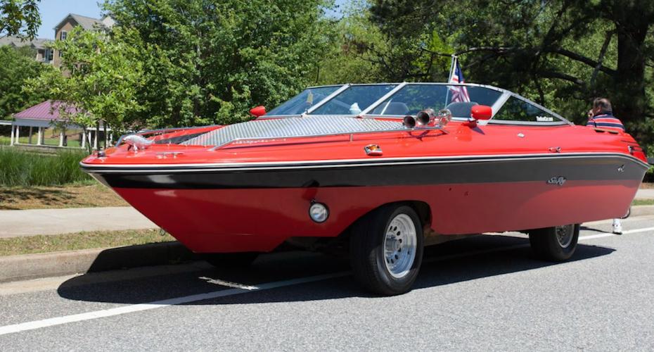 Com Este Barco, Ninguém Precisa De Um Carro 1