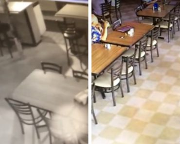 """Câmera Capta Imagens De """"Fantasma"""" Em Restaurante """"Assombrado"""" Nos Estados Unidos 8"""