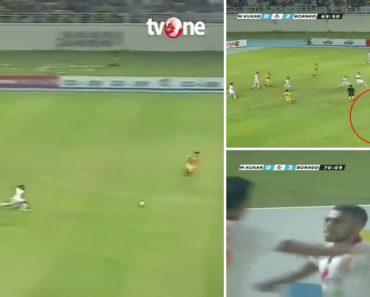 Se Acha Que Ronaldo, Walcott Ou Bale São Rápidos... Espere Até Ver Este Indonésio Em Ação! 4