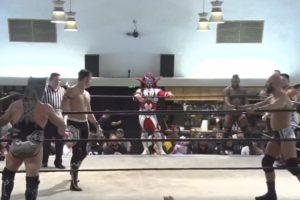 Este é Provavelmente o Vídeo De Wrestling Mais Bizarro De Sempre 9