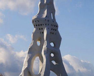 Parece Irreal, Mas Esta Torre Existe Mesmo e Fica No Japão 9