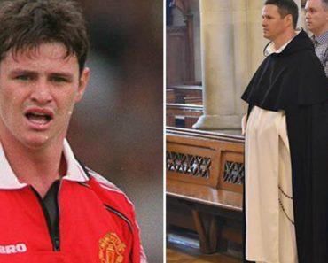 Antigo Jogador Do Manchester United Vira Padre Por Estar Farto De Dinheiro e Mulheres 3