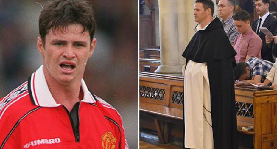 Antigo Jogador Do Manchester United Vira Padre Por Estar Farto De Dinheiro e Mulheres 1