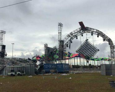 Queda De Palco Em Festival De Música Eletrónica Mata DJ e Provoca Três Feridos 3