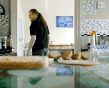 Homem Instala Câmara Para Perceber Porque é Que As Bancadas Da Cozinha Apareciam Sempre Limpas 5