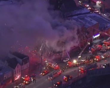 Incêndio Em Prédio De Nova Iorque Faz Pelo Menos 12 Feridos 6