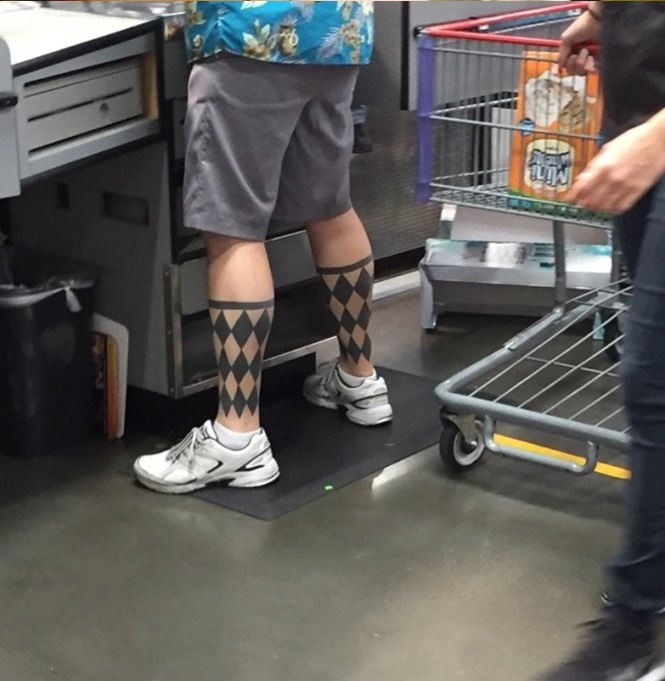 12 Tatuagens Que Definitivamente Ninguém Vai Querer Fazer Igual 12