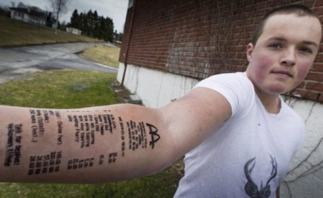 12 Tatuagens Que Definitivamente Ninguém Vai Querer Fazer Igual 2