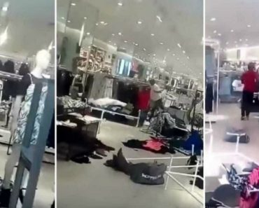 Protestos Contra H&M Acabam Em lojas Vandalizadas 1