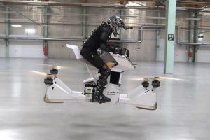 A Inovadora Hoversurf Scorpion é Um Novo Conceito No Mundo Do Motociclismo 10