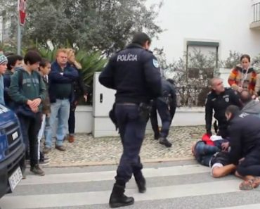 Morador Em Santarém Detém Ladrão e Entrega-o à PSP 8