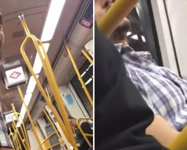 Homem Preso Por Assediar Mulheres No Metro De Madrid 7