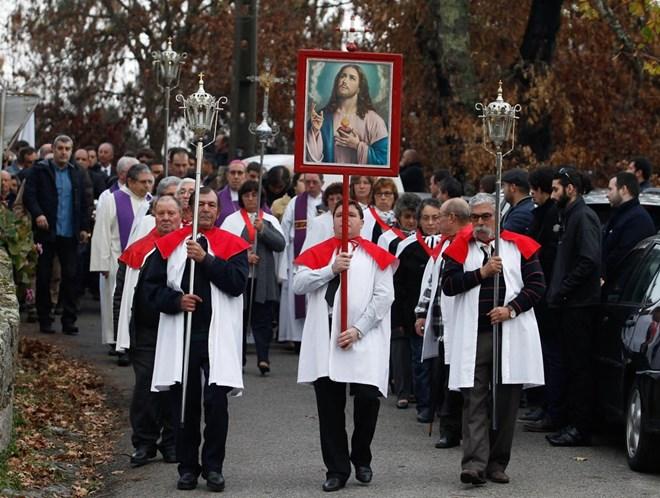 Casa De Vítima De Incêndio Em Tondela Assaltada Durante Funeral 1
