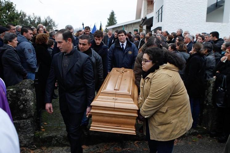 Casa De Vítima De Incêndio Em Tondela Assaltada Durante Funeral 2