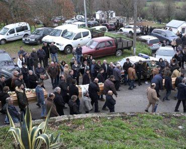 Casa De Vítima De Incêndio Em Tondela Assaltada Durante Funeral 7