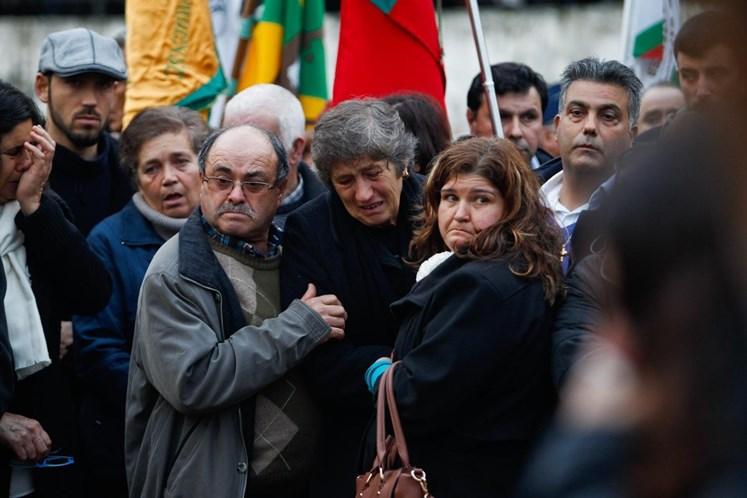 Casa De Vítima De Incêndio Em Tondela Assaltada Durante Funeral 8