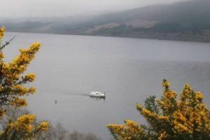 Turista Filma Um Possível Avistamento Do Monstro Do Lago Ness 12