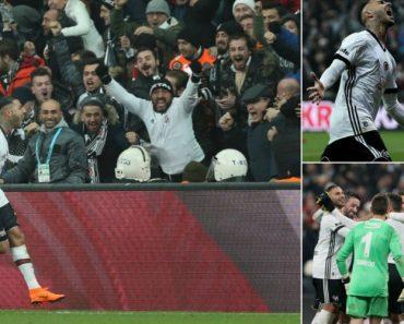 Ricardo Quaresma Marca Mais Um Golaço De Levantar o Estádio 3