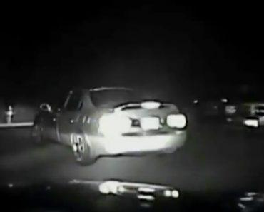 Homem é Atropelado Pelo Próprio Carro Ao Tentar Fugir Da Polícia 2