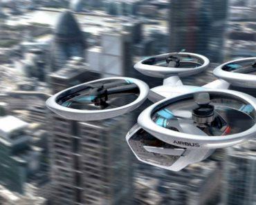 """Audi e Airbus Criam """"Dois Em Um"""" Que é Carro e Helicóptero 2"""
