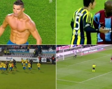 """As Mais Épicas """"Vinganças"""" Do Futebol Mundial 4"""