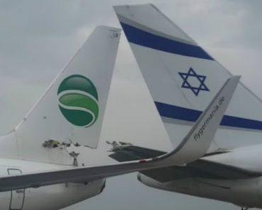 Aviões Seriamente Danificados Após Colisão Em Pista De Aeroporto 7