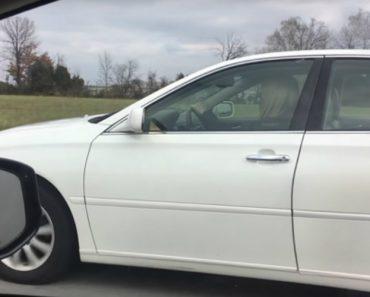 Indignado Condutor Filma Mulher a Enviar Mensagens Enquanto Conduz, Quando De Repente... 4