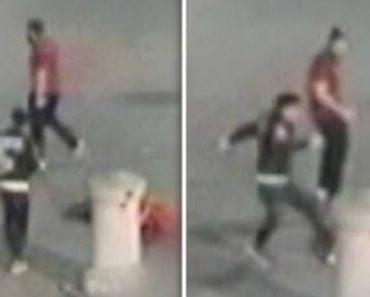 Polícia Oferece Recompensa a Quem Testemunhou Este Ataque Fatal 6