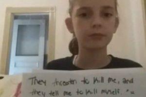 O Apelo Da Menina De Dez Anos Contra o Bullying Que Sensibilizou Os Estados Unidos 21