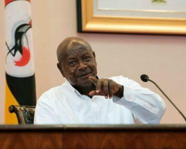 """Presidente Do Uganda Quer Banir Sexo Oral Porque """"a Boca é Para Comer"""" 8"""