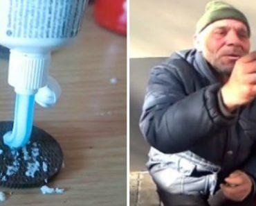 """""""Youtuber"""" Que Deu Bolachas Com Pasta De Dentes a Sem-Abrigo, Arrisca-se a Uma Pena De Prisão 8"""