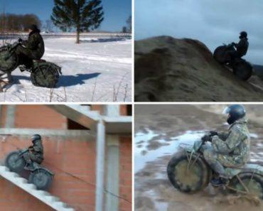 A Moto Russa Insuperável 1