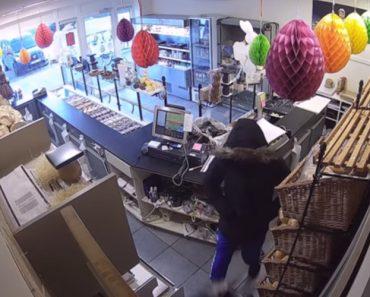 Tentativa De Assalto a Pastelaria Não Termina Bem Para Um Dos Assaltantes 5