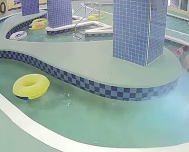 Criança Fica 9 Minutos Submersa Após Ser Sugada Por Conduta De Piscina 7