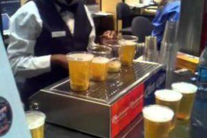 Uma Máquina De Cerveja Diferente Do Que Estamos Habituados a Ver 10