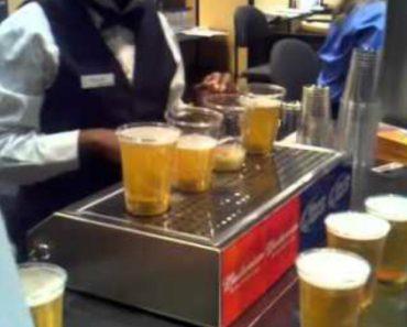 Uma Máquina De Cerveja Diferente Do Que Estamos Habituados a Ver 7