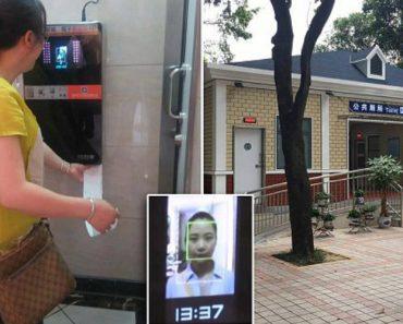 China Usa Máquina De Reconhecimento Facial Para Acabar Com Roubo De Papel Higiénico 3