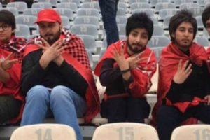 Mulheres Iranianas Disfarçam-se De Homens Para Conseguirem Entrar Em Estádio De Futebol 10