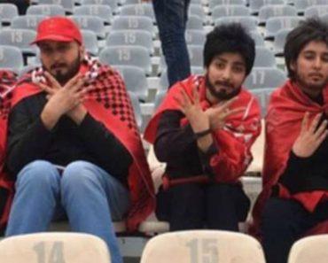 Mulheres Iranianas Disfarçam-se De Homens Para Conseguirem Entrar Em Estádio De Futebol 5