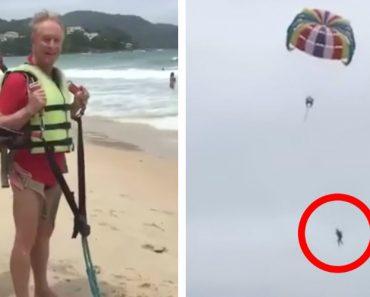 Aventura com Parapente Termina em Tragédia Para Turista De 71 Anos Após Cair De Altura De 30 Metros 4
