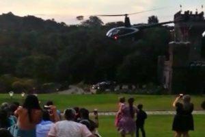 Helicóptero Que Transportava Noiva Para o Casamento Cai No Brasil 9