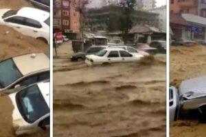 Imagens Revelam o Caos Na Capital Turca Com a Maior Inundação Dos Últimos 500 Anos 8