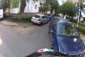Motociclista Mostra o Pesadelo Que é Conduzir Em Bucareste Por Condutores Desrespeitarem As Regras 10