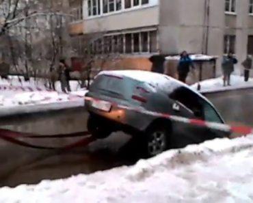 Quando Este Condutor Pensou Que o Pior Tinha Acontecido... Acontece Isto! 8
