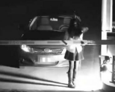 Jovem Chinesa Finge Ser Um Fantasma Para Evitar Pagar Estacionamento 12