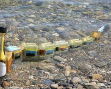 Esta Enguia Robótica é Capaz De Apontar a Origem Da Poluição Em Rios 3
