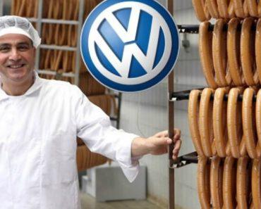Sabia Que a Volkswagen Vende Mais Salsichas Que Carros? 4