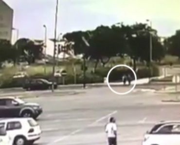 Vídeo Chocante Mostra Duas Mulheres a Serem Atropeladas No Montijo 5