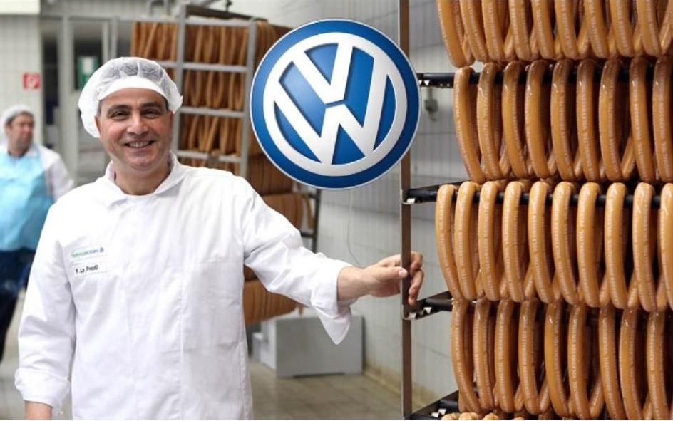 Sabia Que a Volkswagen Vende Mais Salsichas Que Carros? 1