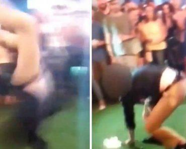 Agente De FBI Dispara Acidentalmente Contra Homem Enquanto Dançava 4